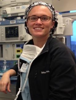 Brittany Schlimm, CRNA, MSN